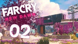 Far Cry New Dawn  | #02 | Dziupla z etanolem