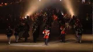 QUEBEC TATTOO 2012 - GRANDE FINALE Part ...