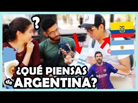 ¿Qué Dicen de ARGENTINA los Ecuatorianos? - Guayaquil ft. QPA | Peruvian Life