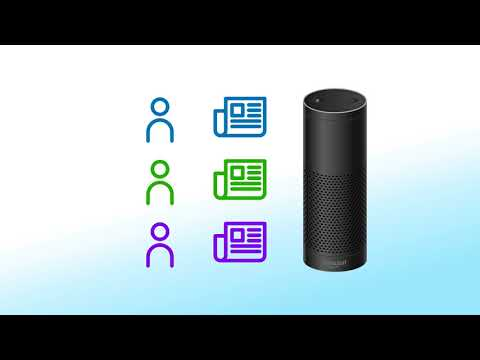 Amazon Alexa: Voice Profiles