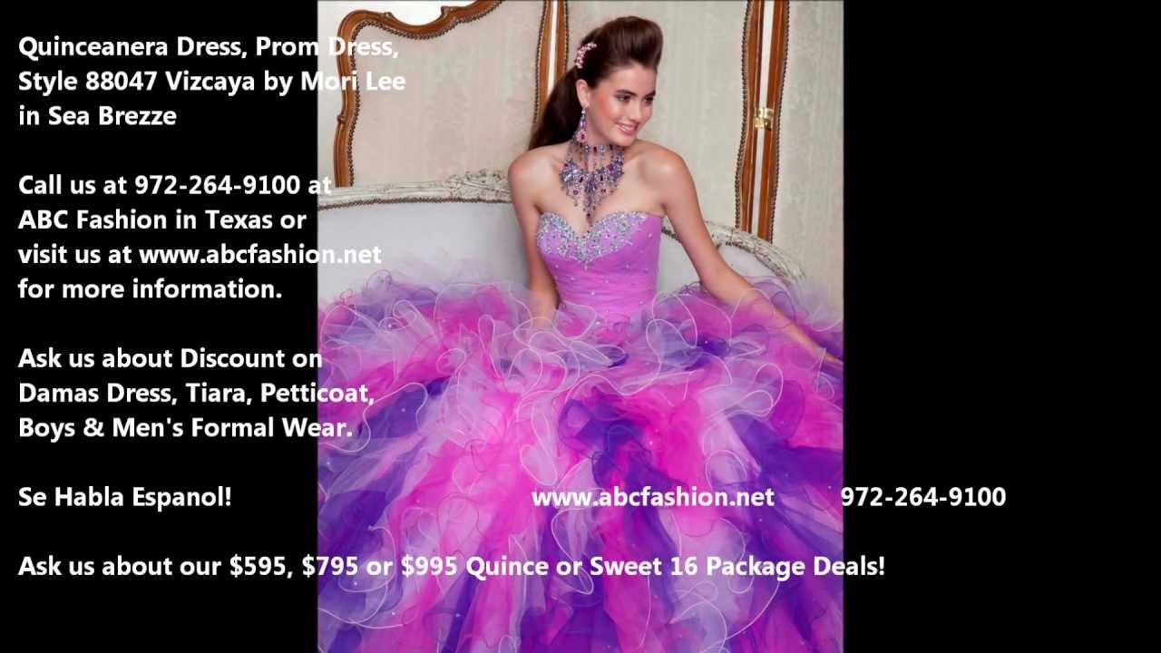 88047 Vizcaya by Mori Lee Quinceanera Dress, Prom Dress, Sweet 16 ...