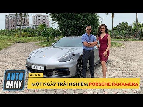 Một ngày trải nghiệm cùng Porsche Panamera