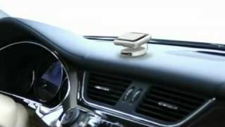 novero the talky one car kit portabil cu bluetooth difuzor stereo multipoint