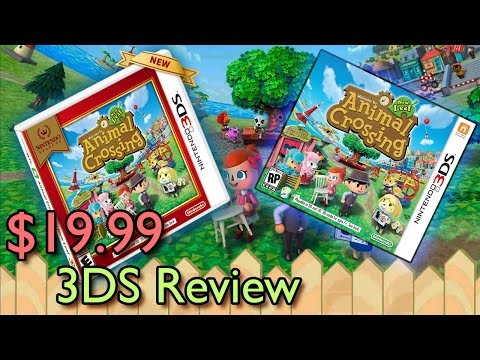 animal-crossing:-new-leaf---what-the-heck-is-it?-[nintendo-3ds-review]