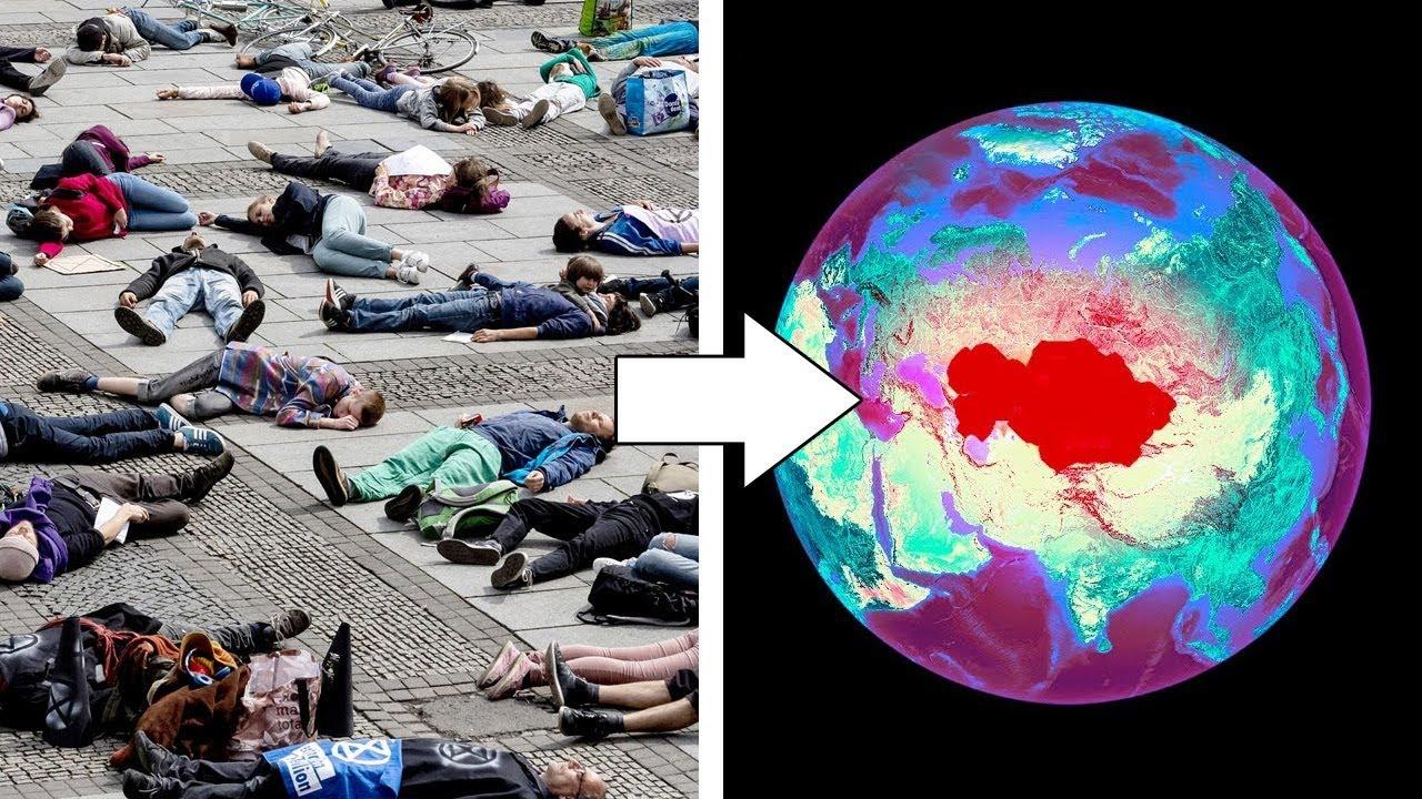 ماذا لو نام جميع العالم في نفس الوقت !!