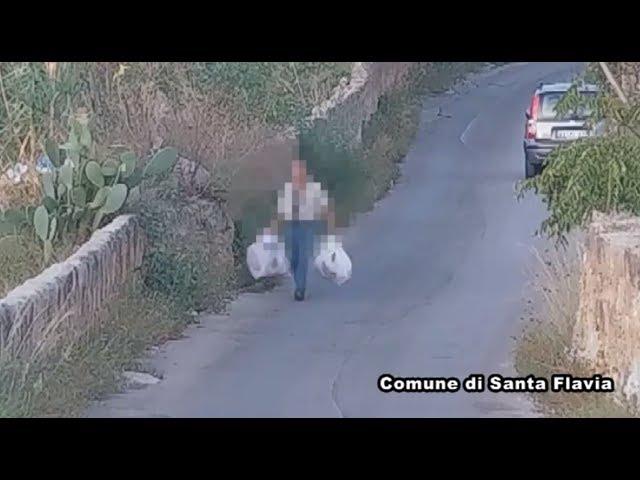 Videosorveglianza territoriale e ambientale Santa Flavia (PA) - Comando Polizia Municipale