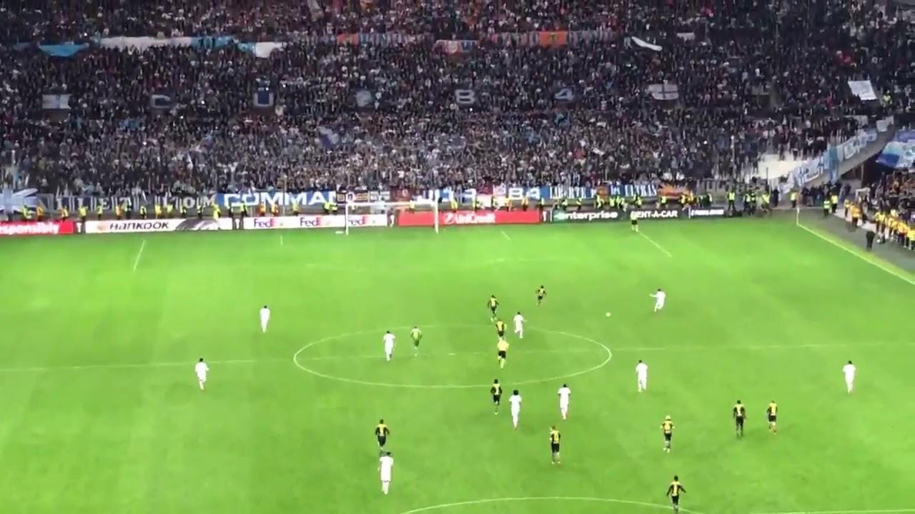 Leipzig Vs Marseille