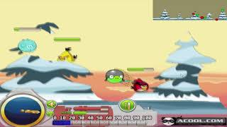 Angry Birds Ultimate Battle - RESCUING ALL BIRDS AND FIGHT BAD PIGGIES