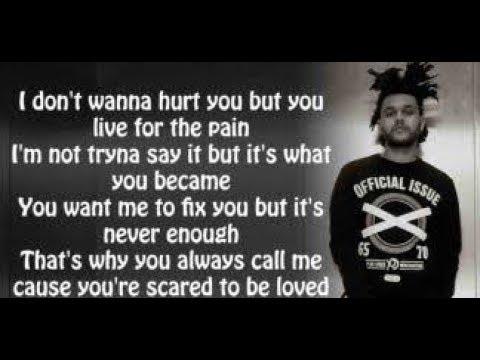 The Weeknd Hurt You Lyrics Full Lyrics In Description