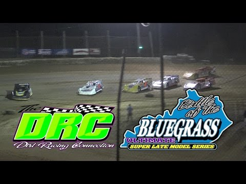 Moler Raceway Park | 4.15.16 | Battle Of The Bluegrass Late Models | Feature