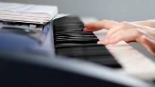 The More I Seek You- Keyboard cover