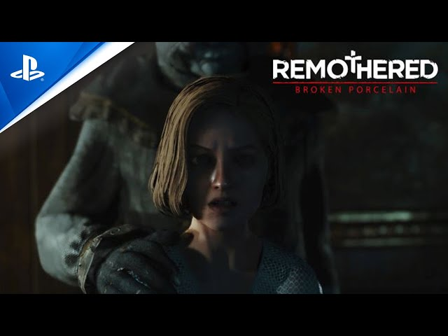 Remothered: Broken Porcelain - Gameplay Trailer | PS4