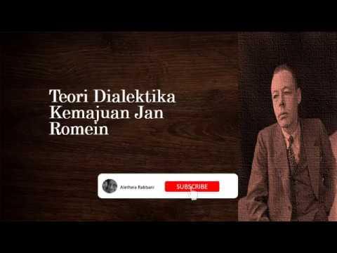 [Video] Teori Dialektika Kemajuan Jan Romein