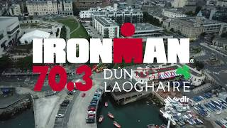 Experience the first ever IRONMAN 70.3 Dún Laoghaire. From the beau...