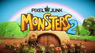 Pixel Junk Monsters 2 Demo!