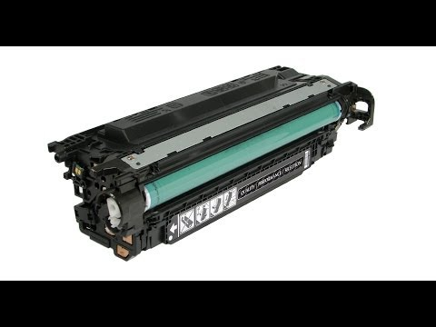 HP CP3525 M533 M552 M252 CM4540 508A: REFILL TONER CARTRIDGE