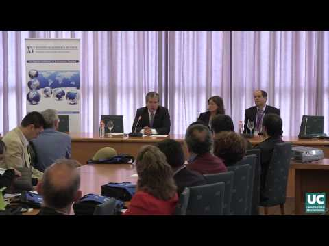 XV World Economy Meeting - Ínigo Urresti, European Comission (EN)