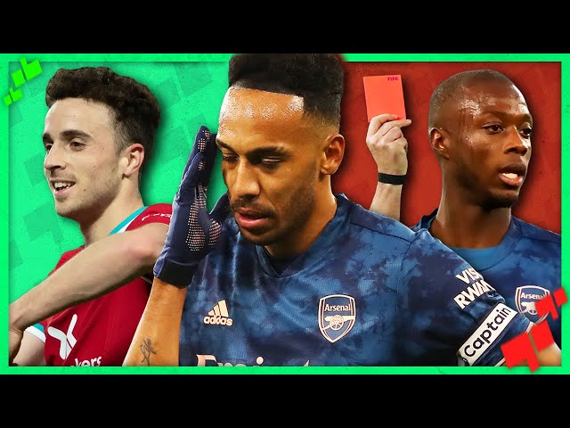 The BIGGEST Problem At Arsenal This Season Is... | W&L