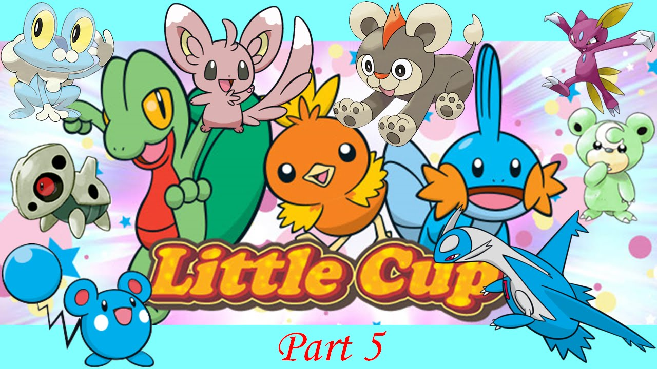 Little Cup Competition Pokemon Omega Ruby And Alpha