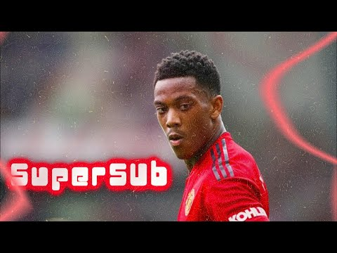 Anthony Martial   Manchester United / 2016-2018 : Toto Supersub ☄️