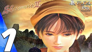 Shenmue 2 Remastered - Gameplay Walkthrough Part 1 - Prologue (Full Game) PS4 PRO