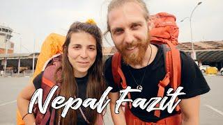 OHNE GEPÄCK INS NÄCHSTE LAND - Wir verlassen Nepal