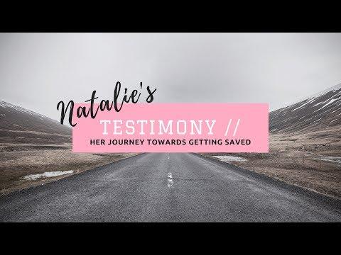 My Testimony // How I Got Saved!!