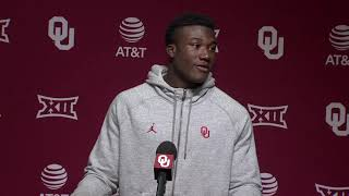 OU Football: Kenneth Murray vs WVU