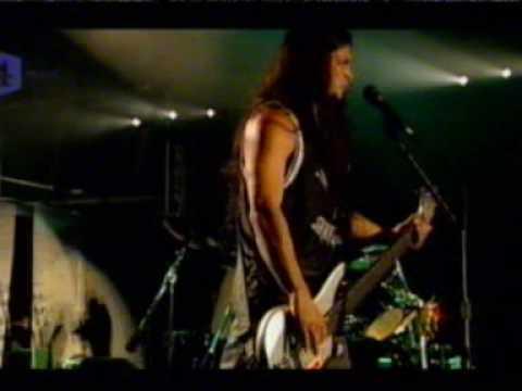 Metallica - Wherever I May Roam (Feat Joey Jordison, Slipknot)  Live Download Festival 2004