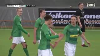 SJK Akatemia - KPV pe 14.2.2020 (Suomen Cup)    Maalikooste