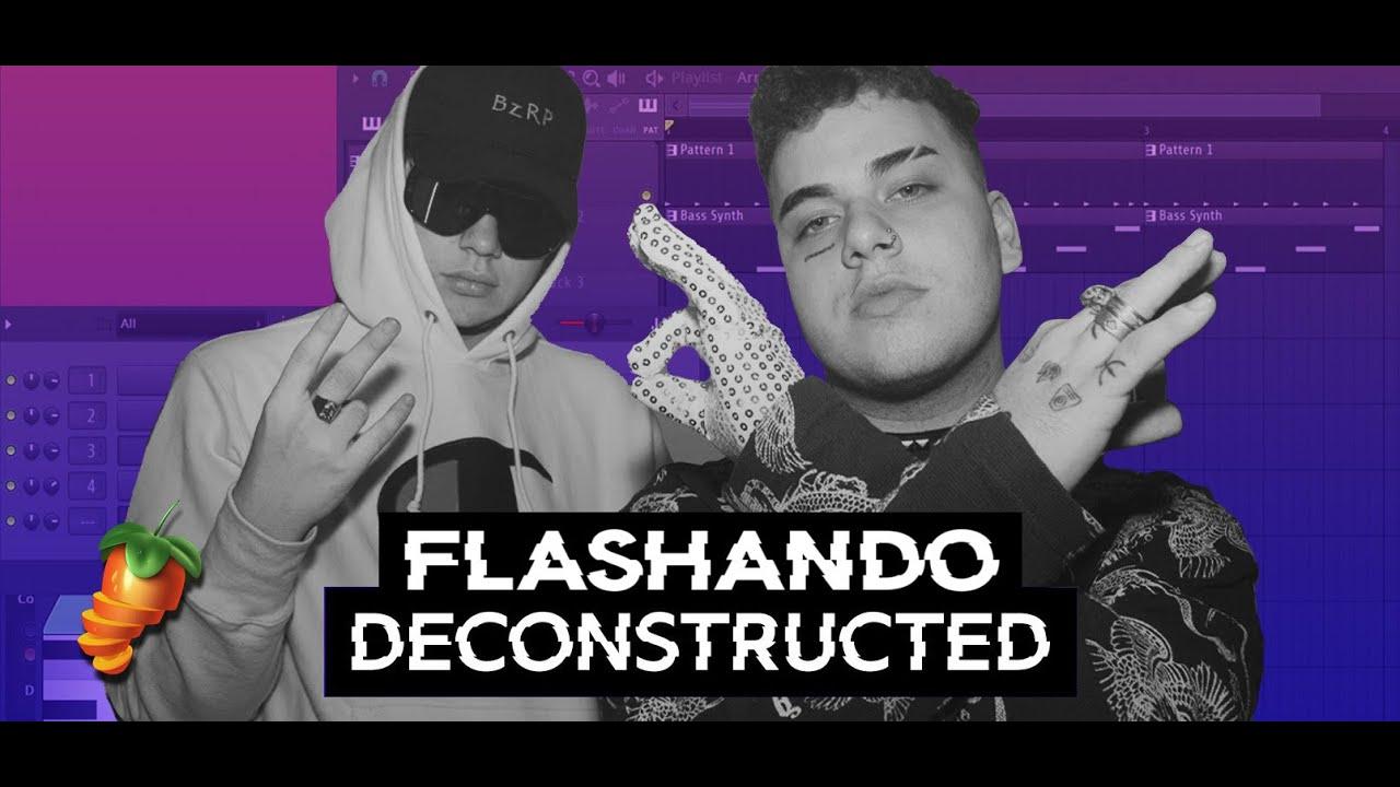 FLASHANDO DECONSTRUCTED: BZRP SESSION ASAN