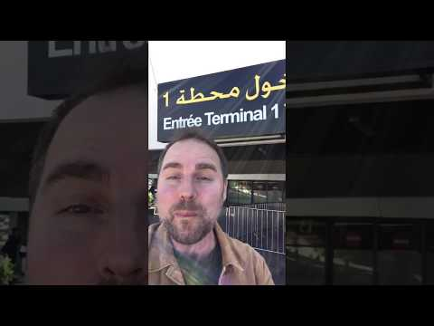 A Few Tips to Help You Get Around the Casablanca Airport
