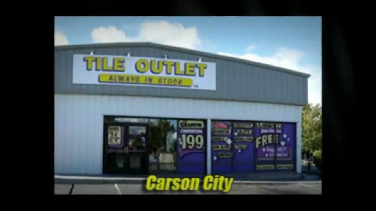 Tile Outlet - Carson City - YouTube