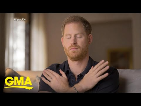 Prince Harry opens up about EMDR therapy in new show l GMA