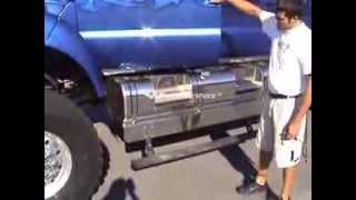 """""""Lie"""" F650 Six Door Supertruck"""