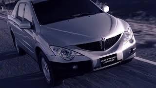 SsangYong Actyon Sports 2006 commercial (korea)