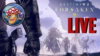 Destiny 2 - Lets Play Some Video Games (PC 1080  60fps) Low Latency Interactive Stream