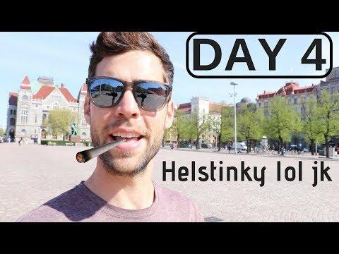 Helsinki, Finland | Day 4