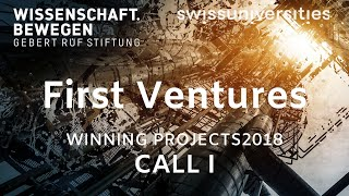 GRS First Ventures 2018: Winning Projects thumbnail