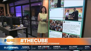 #TheCube | Thai cave boys receive citizenship