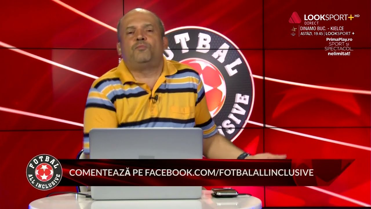Download Fotbal All Inclusive cu Radu Banciu - 16 septembrie