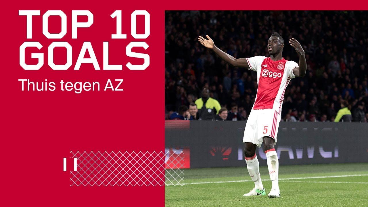 Download TOP 10 GOALS - Thuis tegen AZ