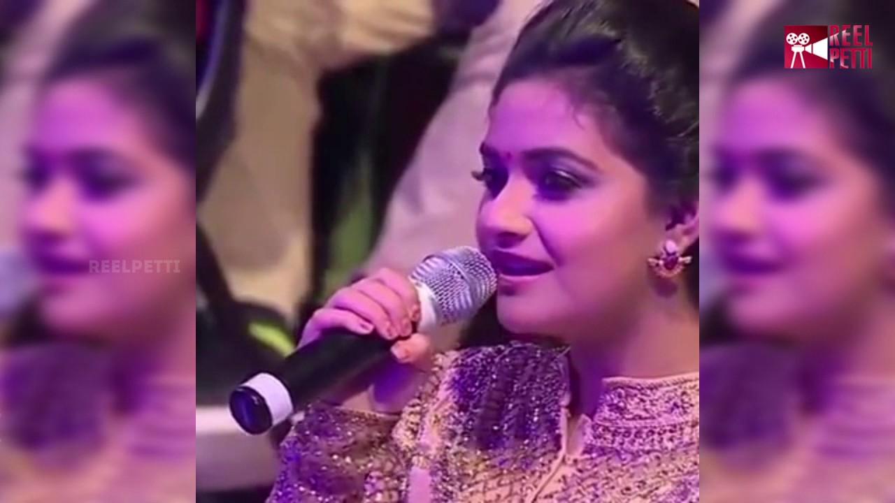 Watch Keerthi Suresh Sing 'Sirikkadhey' | Movie Remo Song | Latest Kollywood News
