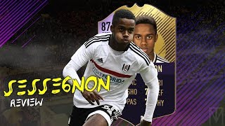 FIFA 18 - YPOTS SESSEGNON (87) PLAYER REVIEW