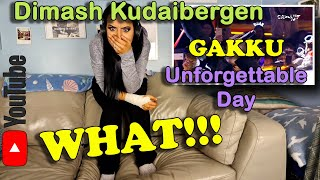 My Reaction Hearing Dimash Kudaibergens Gakku Performance of  Unforgettable Day