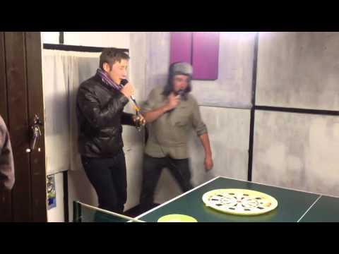 Scott & Andy karaoke