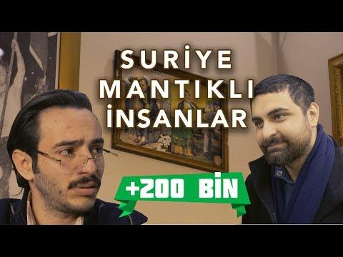 SURİYE MANTIKLI İNSANLAR - Bence Mantıklı  / BAŞKA KAFALAR