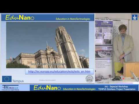 Prof. Danilo Demarchi - European Credit Transfer and Accumulation System (ECTS)  - (POLITO)