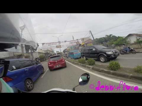 Long drive from Cilodong, Depok to Tebet, Jakarta