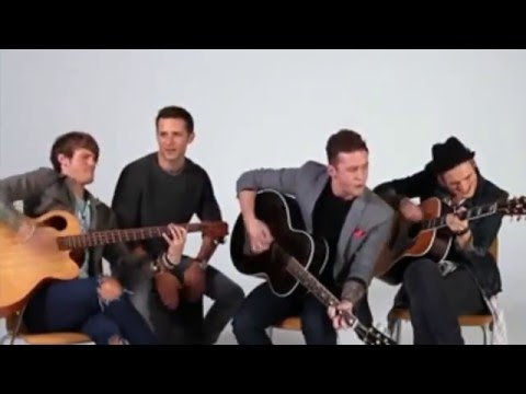 McFly - Shine A Light (Acoustic)